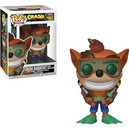 Boneco Funko Pop - Crash Bandicoot