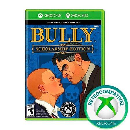 Jogo Bully (Scholarship Edition) - Xbox 360 - Xbox One