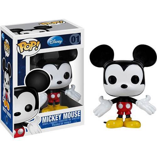 Boneco Funko Pop - Mickey Mouse