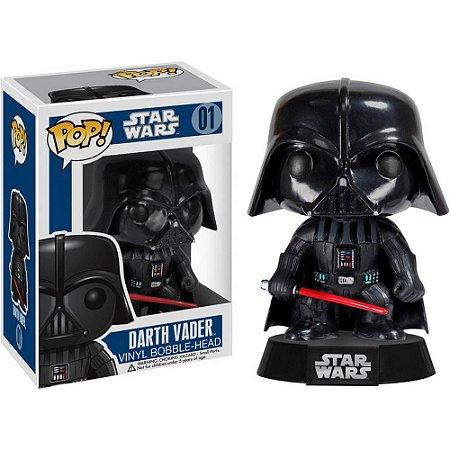 Boneco Funko - Star Wars Darth Vader