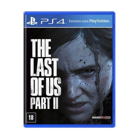 Jogo The Last of Us: Part II - PS4