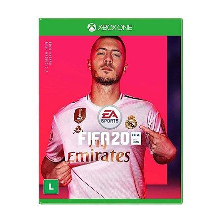 Jogo Fifa 20 - Xbox One