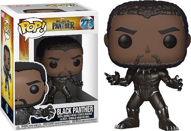 Boneco Funko Black Panther #273 - Black Panther