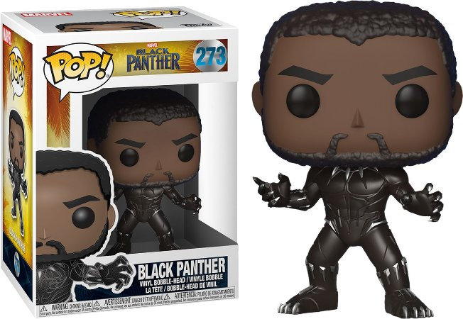 Funko Pop #273-  Black Panther