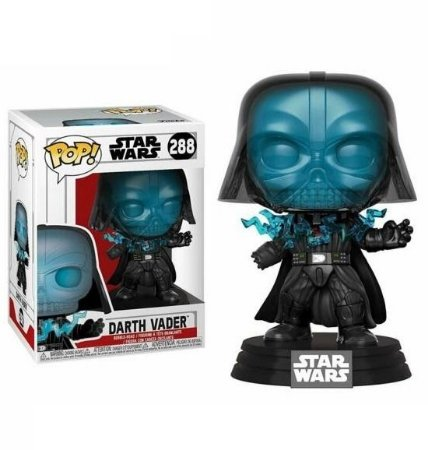 Boneco Funko Star Wars #288 - Darth Vader
