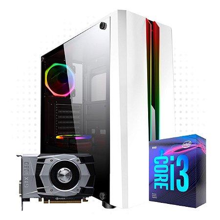 PC Gamer Hight  Two - GTX 1050TI 4GB DDR 5 - I3 91000F  - 8 GB DDR 4