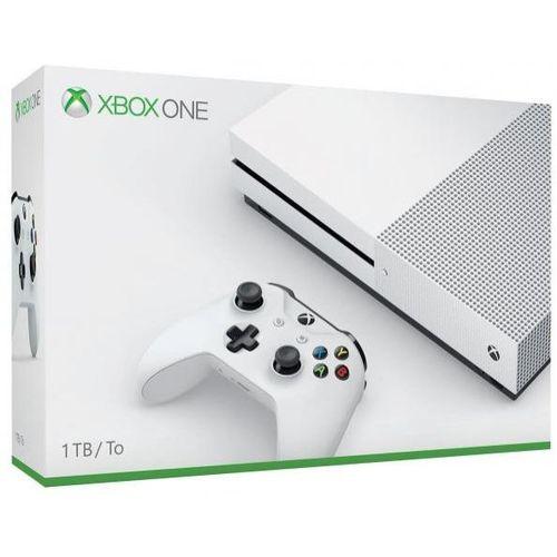 Console Microsoft Xbox One S 1TB Branco