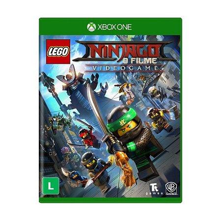 Jogo LEGO Ninjago: O Filme Videogame - Xbox ONe