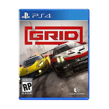 Jogo Grid - PS4
