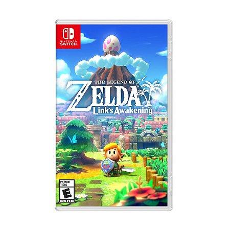 Jogo The Legend of Zelda: Link's Awakening - Switch