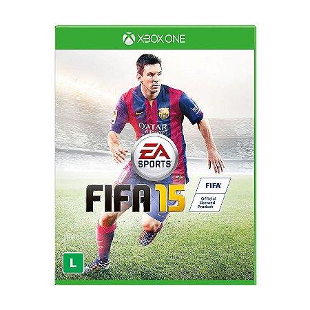 Jogo Fifa 15 - Xbox One