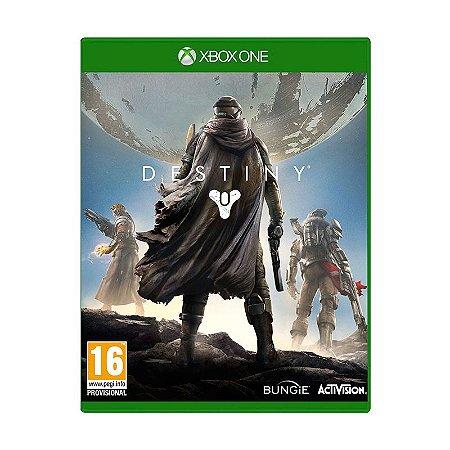 Jogo Destiny - Xbox One