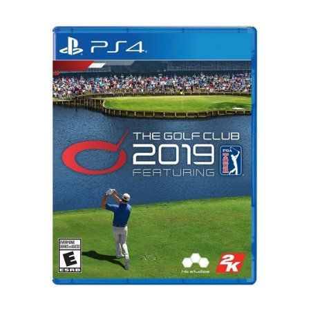 Jogo The Golf Club 2019 Apresenta PGA Tour - PS4