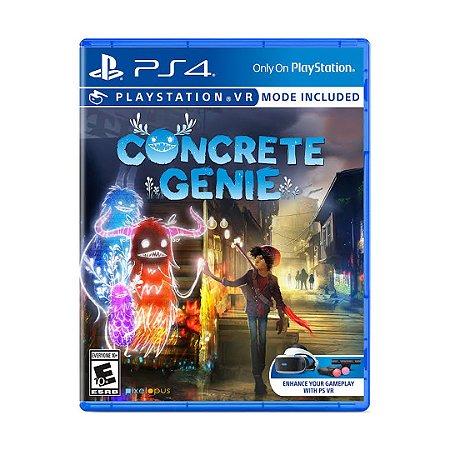 Jogo Concrete Genie VR - PS4