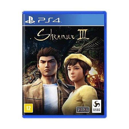 Jogo Shenmue III - PS4