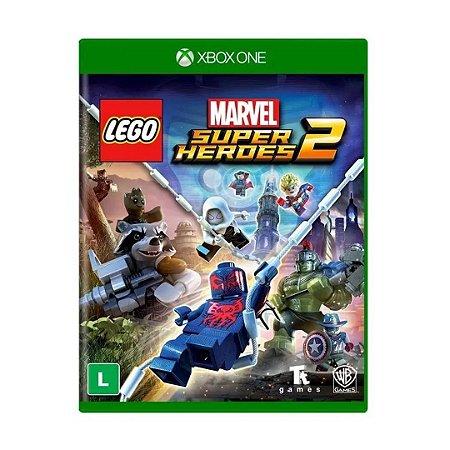 Jogo Lego Marvel Super Heroes 2 - Xbox One
