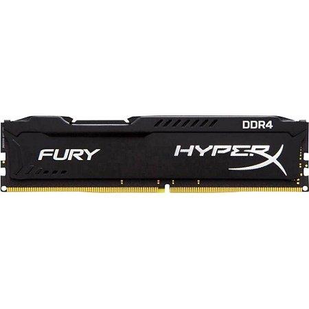 Memória Hyperx Fury 8gb DDR4 - 2400 - Mhz