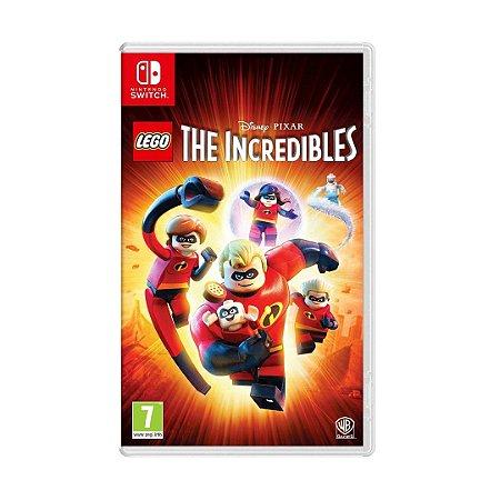 Jogo LEGO Os Incríveis - Switch