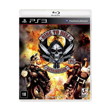 Jogo Ride to Hell: Retribution - PS3