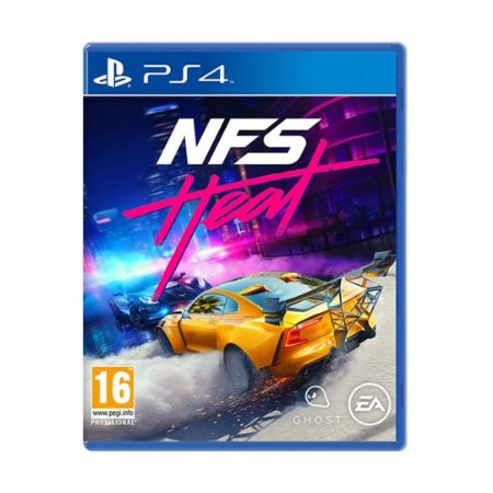 Jogo Need For Speed: Heat - PS4