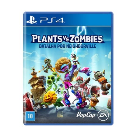 Jogo Plants vs. Zombies: Batalha por Neighborville - PS4