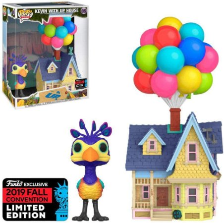 Boneco Funko Pop Up #05 - Kevin With Up House