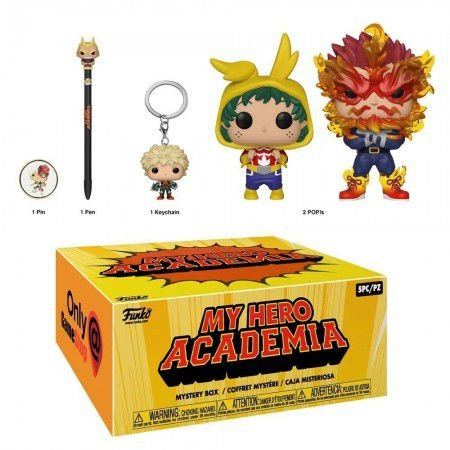 Funko Box Collectors Exclusive - My Hero Academia