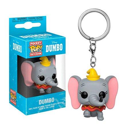 Chaveiro Pocket Pop - Dumbo - Disney