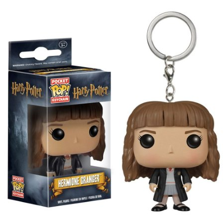 Chaveiro Pocket Pop - Hermione Granger - Harry Potter