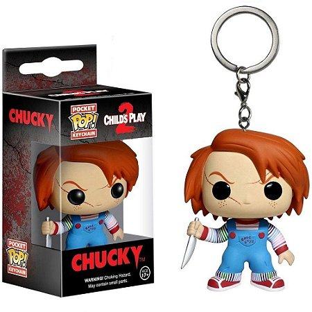 Chaveiro Pocket Pop - Chucky