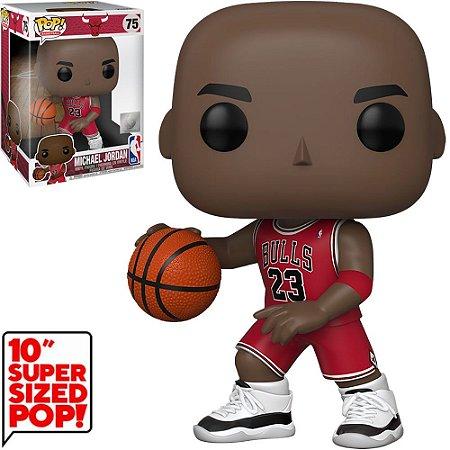 Boneco Funko NBA #75 - Michael Jordan