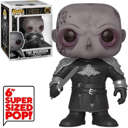 Boneco Funko Game of Thrones #85 - The Mountain