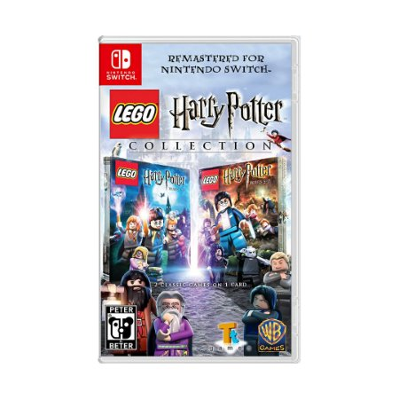 Jogo LEGO Harry Potter: Collection - Switch