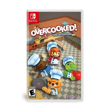 Jogo Overcooked Special Edition - Switch