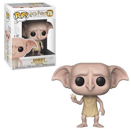 Boneco Funko #75 Dobby - Harry Potter