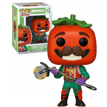 Boneco Funko Fortnite #513 - Tomatohead