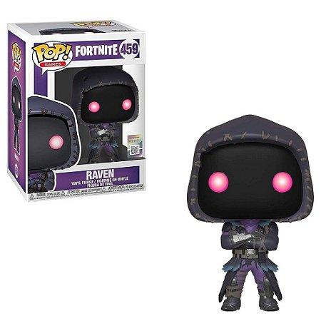Boneco Funko Fortnite #459 - Raven