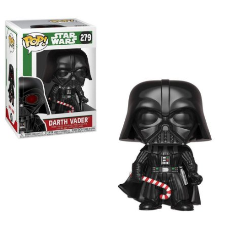 Boneco Funko Pop Star Wars #279 - Darth Vader