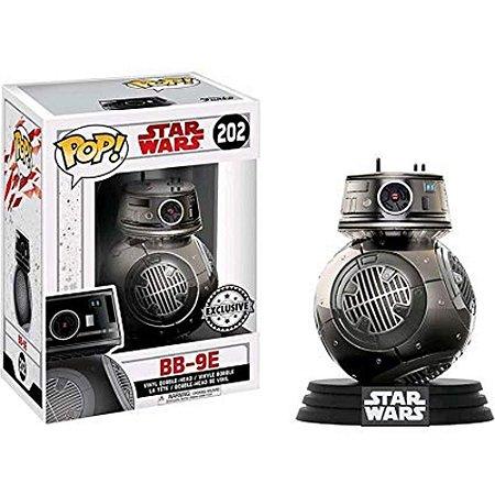 Boneco Funko Star Wars #202 - BB-9E