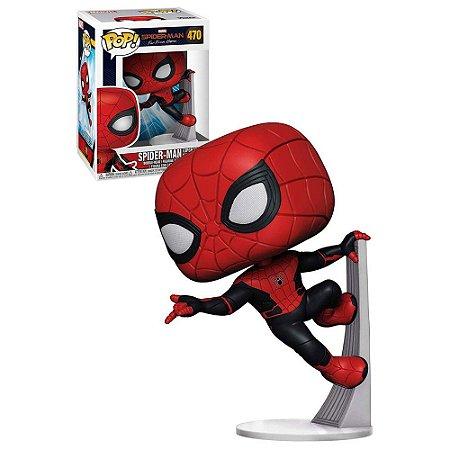 Boneco Funko Spider-Man #470 - Spider-Man