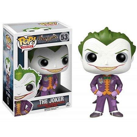 Boneco Funko Batman: Arkham Asylum #53 - The Joker