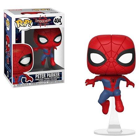 Boneco Funko Spider-Man #404 - Peter Parker