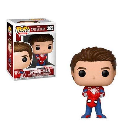 Funko Pop #395 - Spider-Man - Marvel