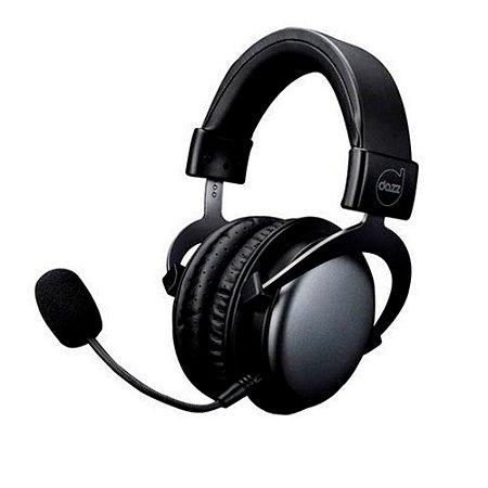 Headset Gamer Dazz Viper Black 2.0 - PS4 - Xbox One
