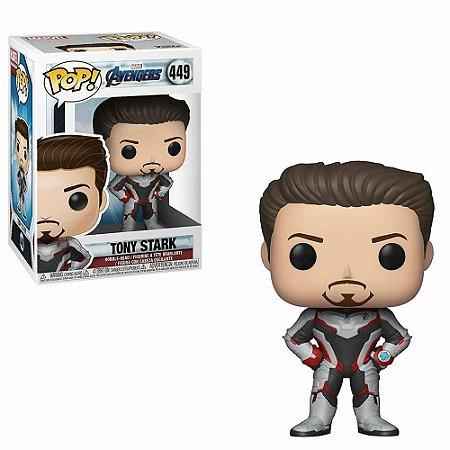 Funko Pop #449 - Tony Stark - Avengers