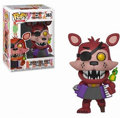 Funko Pop #363 - Rockstar Foxy - Five Nights