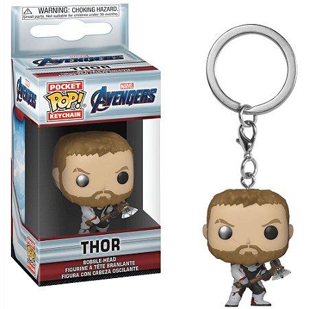 Chaveiro Pocket Pop - Thor - Avengers