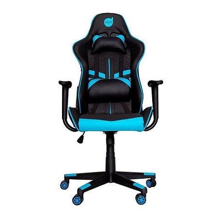Cadeira Gamer Dazz Prime - Preta e Azul