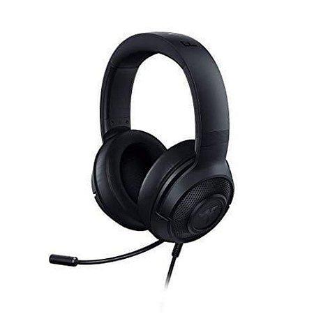 Headset Kraken X Lite 7.1 - Razer - PC - Mac - PS4 - Switch - Xbox One - Smartphone