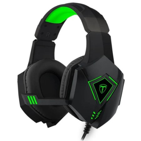 Headset Gamer T-Dagger Rocky USB